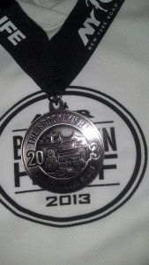 Finisher's Medal